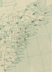 Surface Weather Analysis Wikipedia - What does a weather map tell us