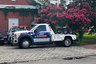 Wheel Lift Tow Truck Insurance for Montclair, Ontario, Rancho Cucamonga, Upland, Fontana