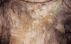 12th century unknown painters - Angel - WGA19721.jpg