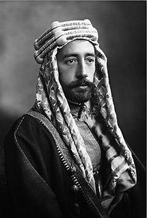 Faisal I of Iraq 20th-century King of Syria and Iraq