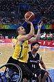 130908 - Justin Eveson shoots over defender vs Japan - 3b - crop.jpg
