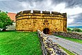 130 Meter über der Stadt Lauchheim liegt Schloss Kapfenburg. 02.jpg