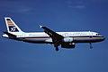 134as - Cyprus Airways Airbus A320-231; 5B-DAV@ZRH;23.06.2001 (5016283414).jpg