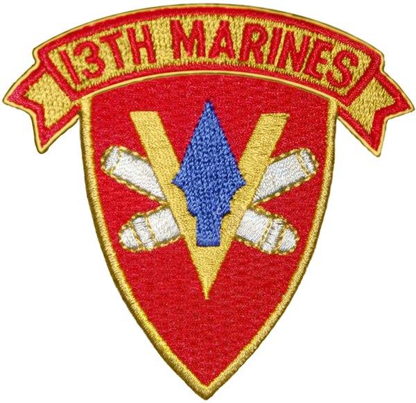 13th Marines