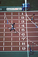 141100 - Athletics track finish line from above - 3b - 2000 Sydney race photo.jpg