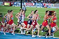 1500 m men final Barcelona 2010.jpg