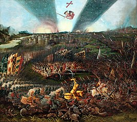 The Victory of Charlemagne over the Avars near Regensburg