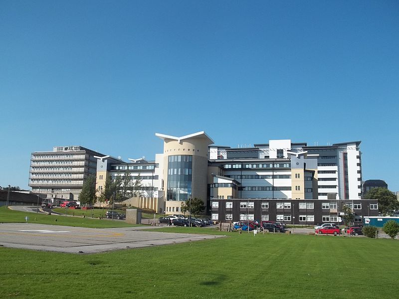 15th Sep 2012-Abdn Children%27s Hosp %26 Emergency Care Centre 10.JPG