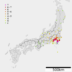 ファイル:1703 Genroku earthquake intensity.png - Wikipedia