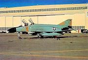 171st FIS MI ANG F-4C 63-7610