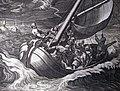173 Life of Christ Phillip Medhurst Collection 4358 Christ stills the tempest Mark 4.37-38 Stradanus.jpg