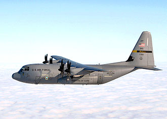 135th Airlift Group - 135th Airlift Squadron C-130J 97-3151