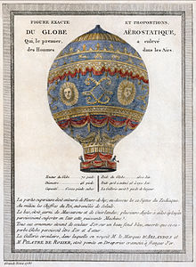montgolfiere invention