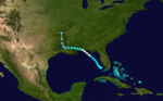 1911 Atlantic hurricane 2 track.png