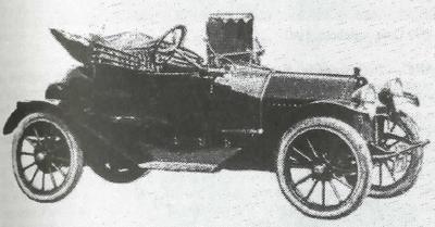 1912 Lambert model 99
