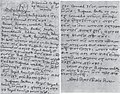 1916-11-15 Letter From Nil Ratan Dhar to Prafulla Chandra Ray (in Bengali) - Imperial College of Science, SW.jpg