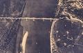 1916 - Podul de la Cernavoda fotografiat dintr-un avion german foto din revista La Grande Guerre.png