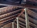 192 La Porxada de Granollers, sostre i columnes.jpg