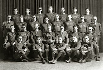 1930 Michigan Wolverines football team - Image: 1930 Michigan Wolverines football team