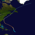 1933 Atlantic hurricane 13 track.png