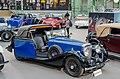 1937 Bentley 4¼ Liter à portières 'parallèles', coupé-sedanca (13451876035).jpg