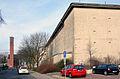 1940er Luftschutzbunker Thorstenssohnstraße Hannover-Ricklingen, in den 1960er als ABC-Schutzbau ausgestattet, Projekt Museumsbunker Hannover vom Verein Vorbei e.V., Blick zur St. Thomas-Kirche.jpg