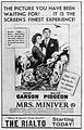 1942 - Rialto Theater Ad - 30 Jul MC - Allentown PA.jpg