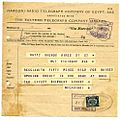 1948 Marconi Egyptian telegram.jpg