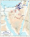 1967 Six Day War - conquest of Sinai 5-6 June.jpg