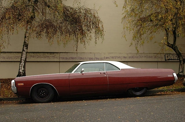 Image result for big car from 70s