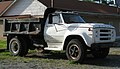 1974 Dodge D-series dump truck white wv1.jpg
