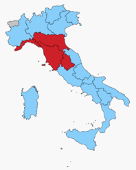 1976 Italian Senate election map.png