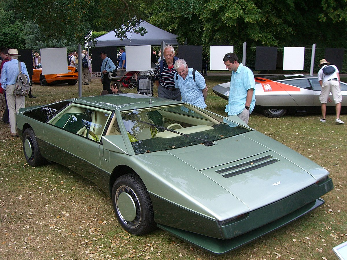 aston martin bulldog - wikipedia