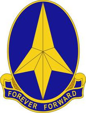 197th Infantry Brigade (United States) - Image: 197 Inf Bde DUI
