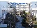 1980年代に多摩ニュータウンで住都公団が分譲したマンション群(鶴牧地区)140112.JPG