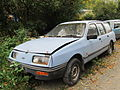 1986 Ford Sierra 1.6L Estate (7566735730).jpg