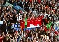 1999 FA Cup Final trophy presentation (cropped).jpg