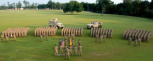113th Cavalry Regiment - 1-113th Cavalry, September 2010