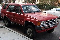 1984–1986 Toyota 4Runner (US)