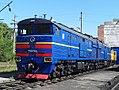 2ТЭ10М-3194, Kazakhstan, Karaganda region, Karaganda depot (Trainpix 137613).jpg
