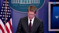 File:2-16-11- White House Press Briefing.webm