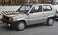 2001-2003 Fiat Panda 1.1 Fire i.e. Young, front left.jpg
