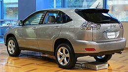 2003 Toyota Harrier 02.jpg
