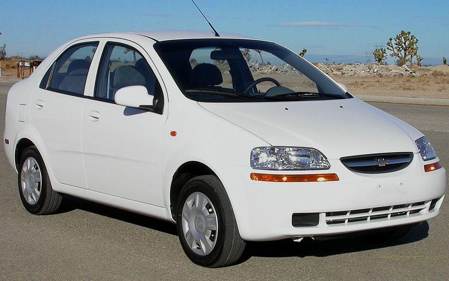 Chevrolet Aveo Eanswers