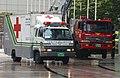 2005년 5월 9일 서울특별시 강남구 코엑스 재난대비 긴급구조 종합훈련 리허설 DSC 0175.JPG