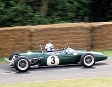 Photo de la Brabham BT18.