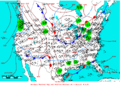 2006-02-21 Surface Weather Map NOAA.png