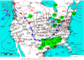 2006-02-25 Surface Weather Map NOAA.png