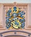 20071016715DR Wildenfels Schloß Torhaus Wappen.jpg