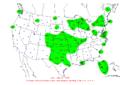 2008-06-20 24-hr Precipitation Map NOAA.png